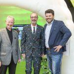 Foto Dr. Werner Lämmerer, Dominic Neumann MBA und DI Uwe Mayer