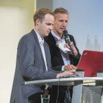 Stefan Schmidhofer und Oliver Zeisberger