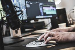 Bild Videoschnitthardware