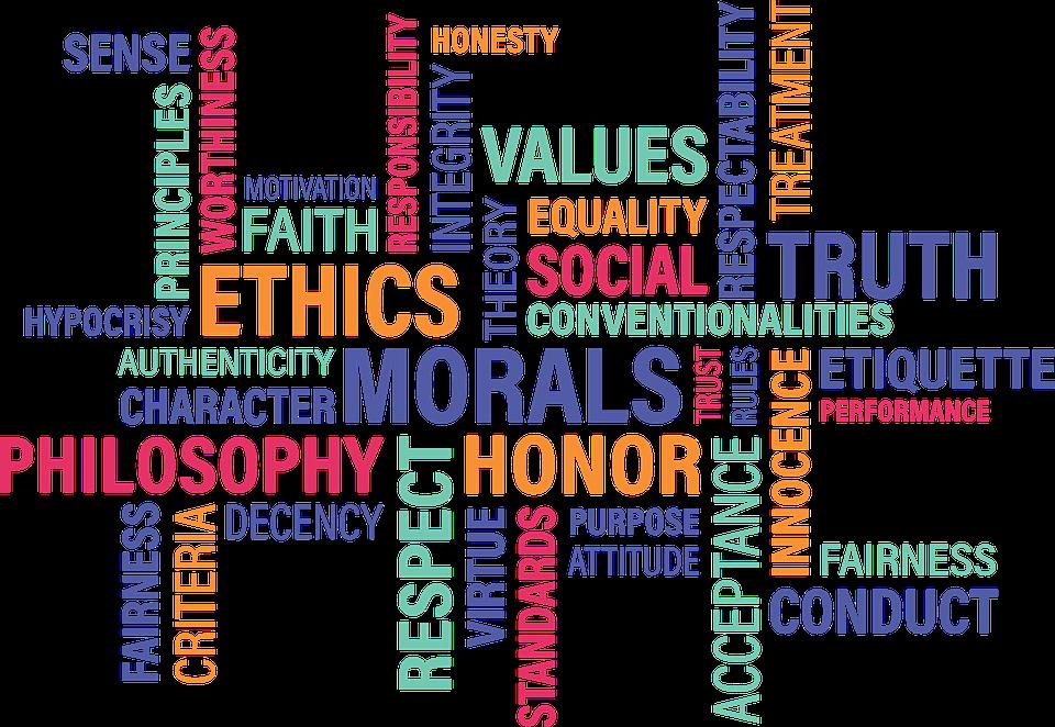 Imagebild Ethik, Moral