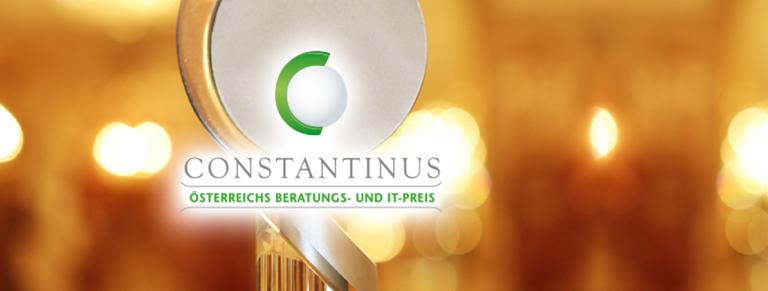 Imagebild Constantinus Award