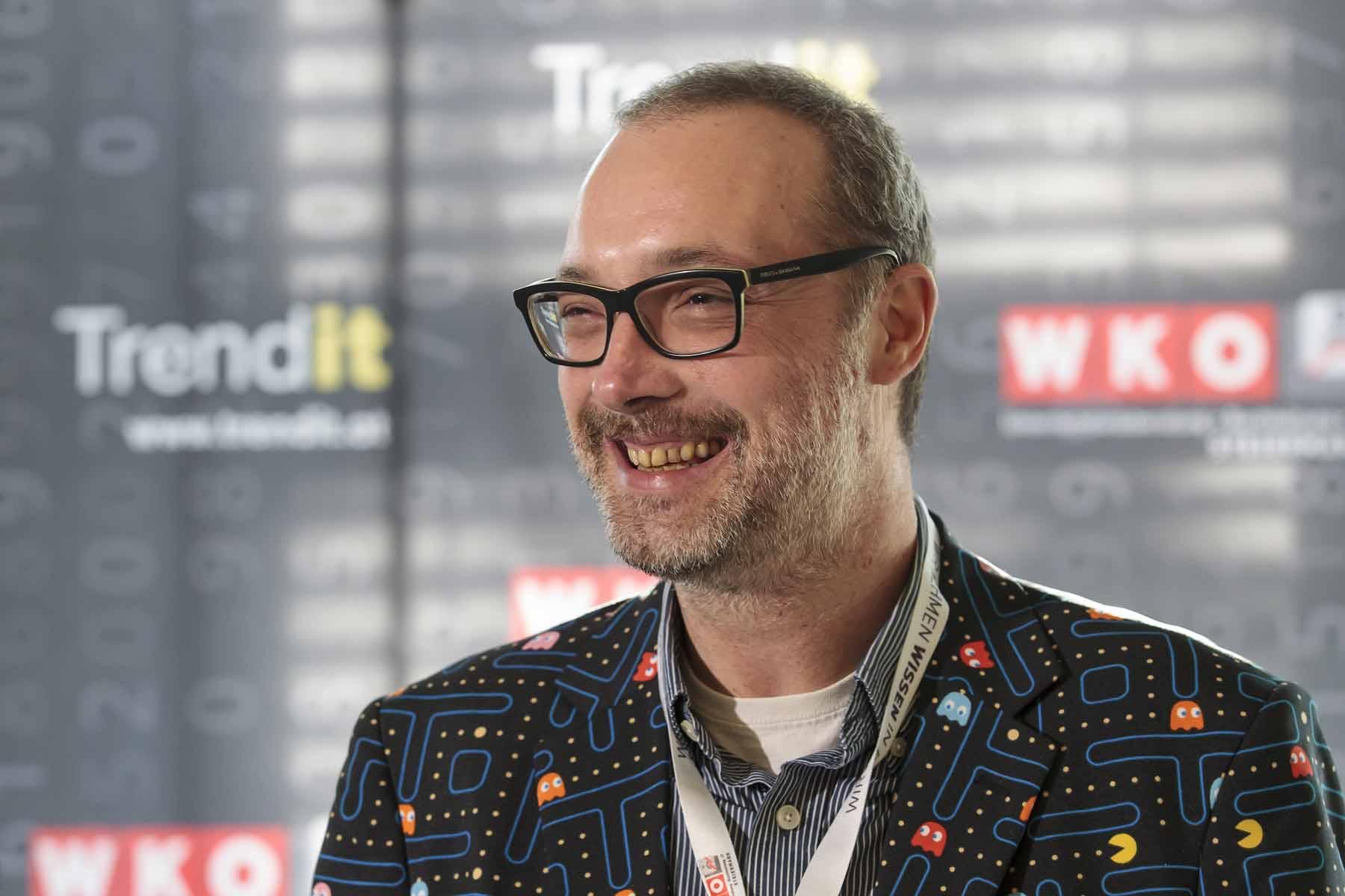 Dominic Neumann, Fachgruppen Obmann UBIT