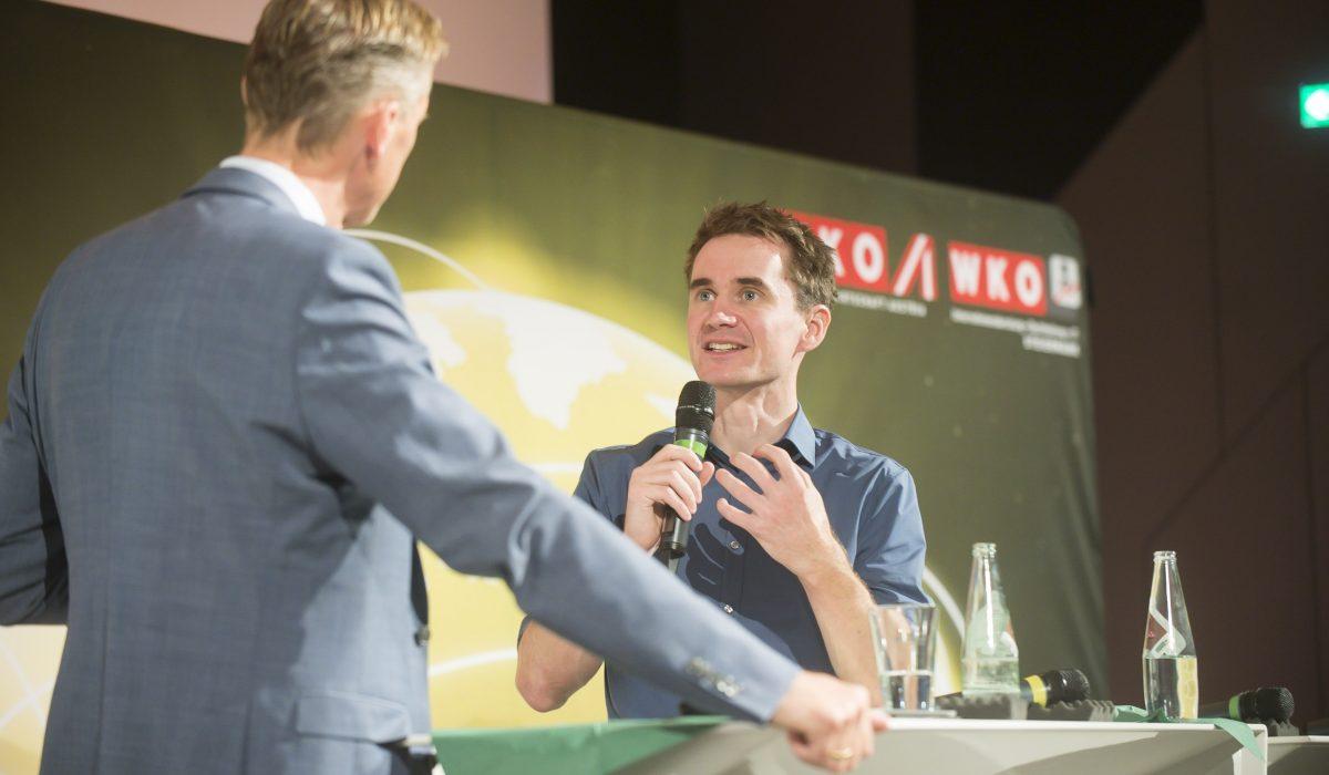 Oliver Zeisberger und Henning Beck