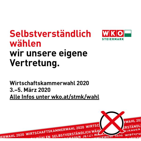 Logo WKO Wahl 2020