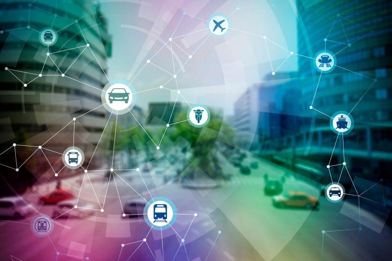Sujetbild für vernetzte Mobilität