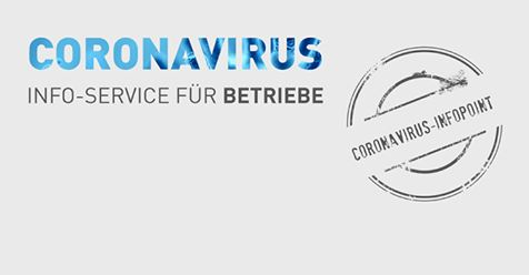 Logo Corona-Infopoint